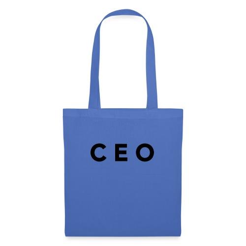 CEO LOGO BLACK - Tote Bag