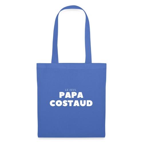 LE SEUL PAPA COSTAUD - Tote Bag