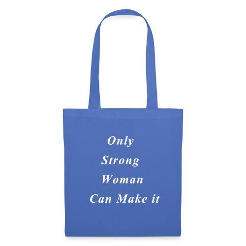 STRONG WOMAN - Tote Bag