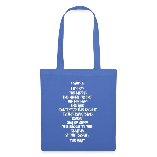 Hip Hop 1-2-3 - Tote Bag