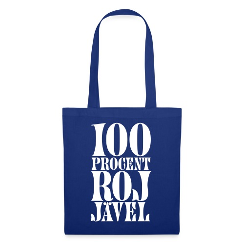 100procentrj - Tygväska