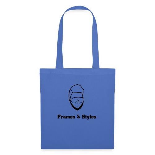 Frames and Styles frameface - Stoffbeutel