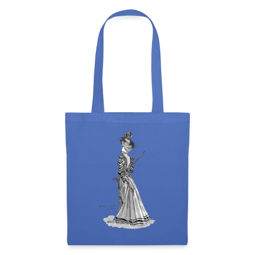 Victorian Fashion - Tote Bag