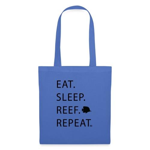 Eat Sleep Reef Repeat - Tote Bag