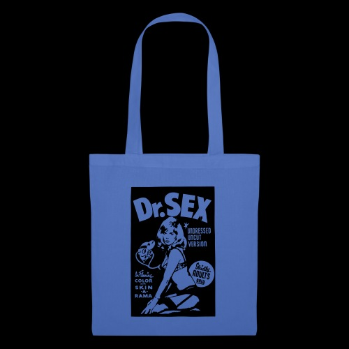 Doctor Sex poster - Tote Bag