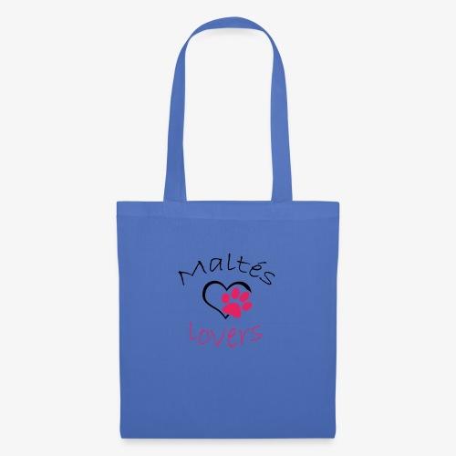 Maltes Lovers - Bolsa de tela