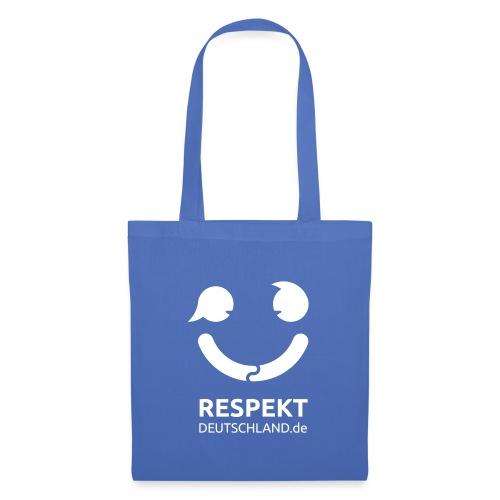 Logo Respekt Deutschland - Stoffbeutel