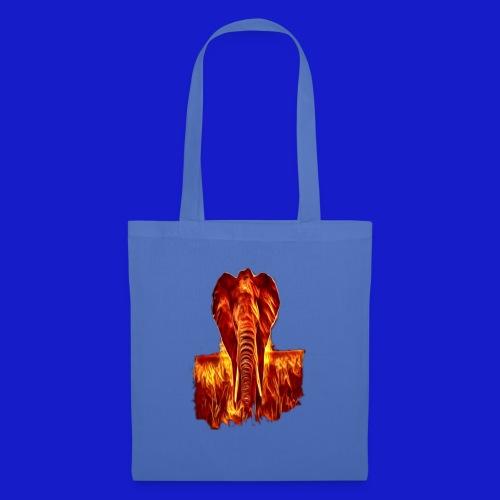 Fire elephant 🔥 🐘 - Tote Bag
