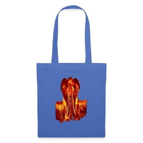 Fire elephant 🔥 🐘 - Tote Bag
