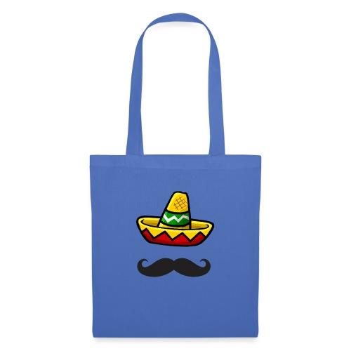 Fantôme mexicain - Sac en tissu