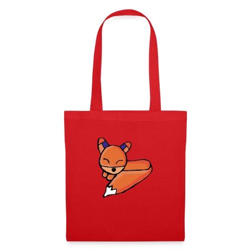 Edo le renard - Tote Bag