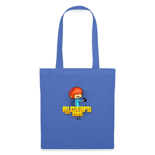 Diseño Simple AlCraft Edit - Bolsa de tela