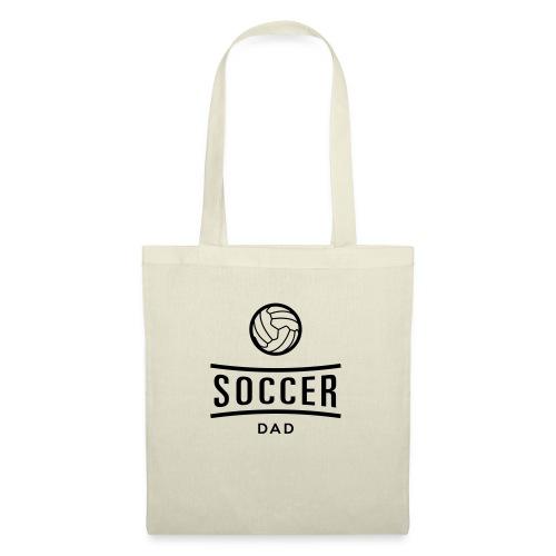 soccer dad - Sac en tissu