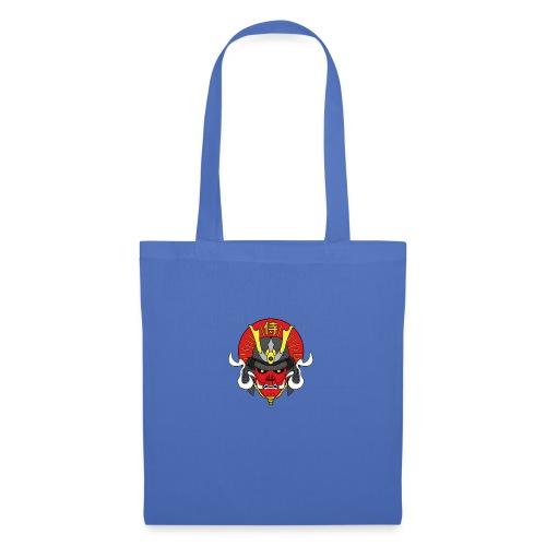 Samouraï Casque Démon - Tote Bag