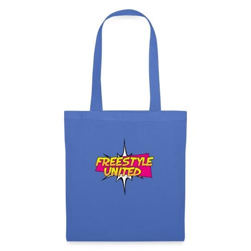 Logo Freestyle United - Tas van stof