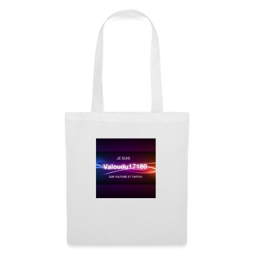Valoudu17180twitch - Tote Bag
