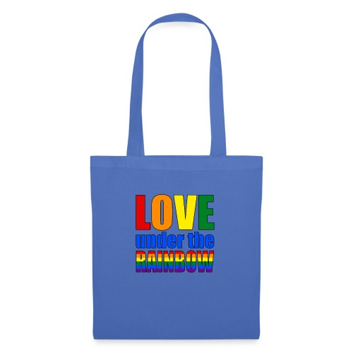 Love under the rainbow - Tote Bag