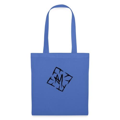 Across Yourself - Logo black transparent - Tote Bag