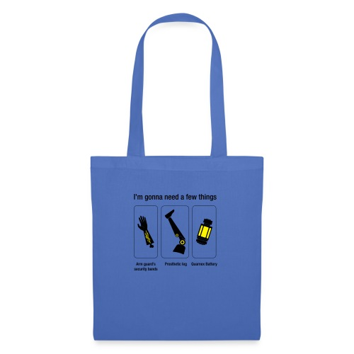 Rocket citation Few things gardiens - Tote Bag
