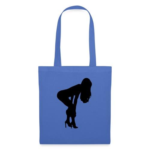 Naked Girl - Stoffbeutel