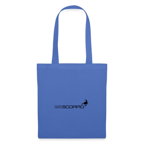 scorpio logo - Tas van stof