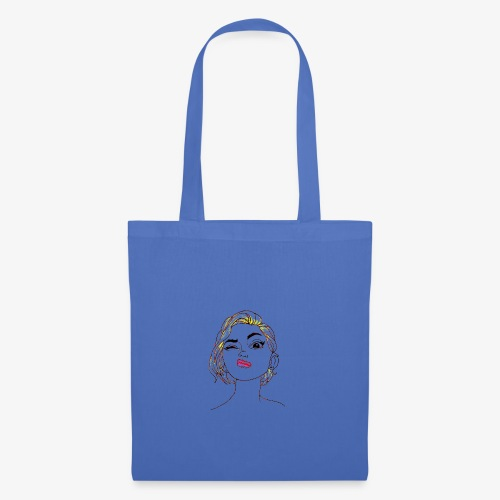 Pin-up - Tote Bag