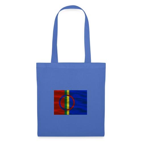 Sapmi flag - Stoffveske