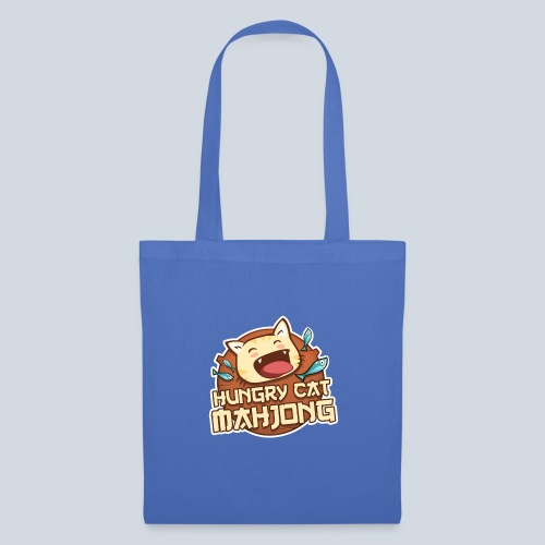 Hungry Cat Mahjong Title png - Tote Bag