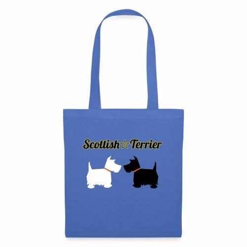 scottie bag design - Tote Bag