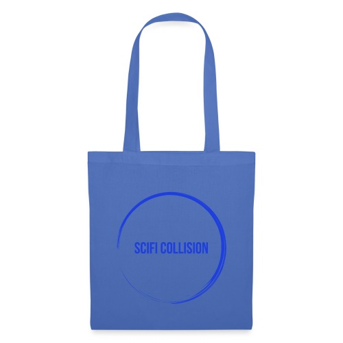 Dark Blue Logo - Tote Bag