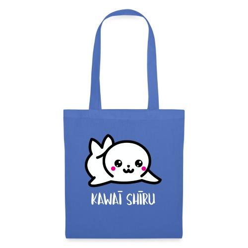 Foquita kawaii   Shiru   Anime Japonés - Bolsa de tela