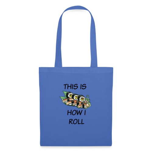 Sushi Roll - Tote Bag