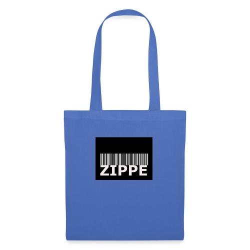 CODE BARRE ZIPPE - Sac en tissu