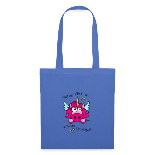 Licorne -C'est dur d'être une créature fantastique - Tote Bag