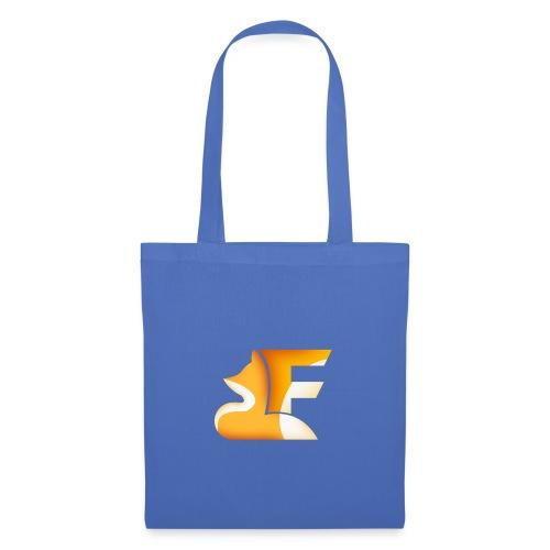 FoxChannel LOGO - Borsa di stoffa