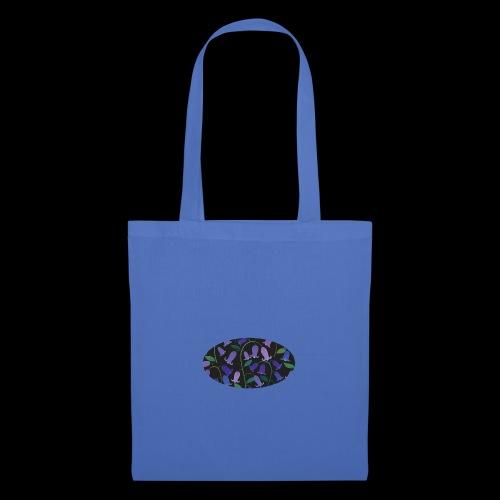 blue bells - Sac en tissu