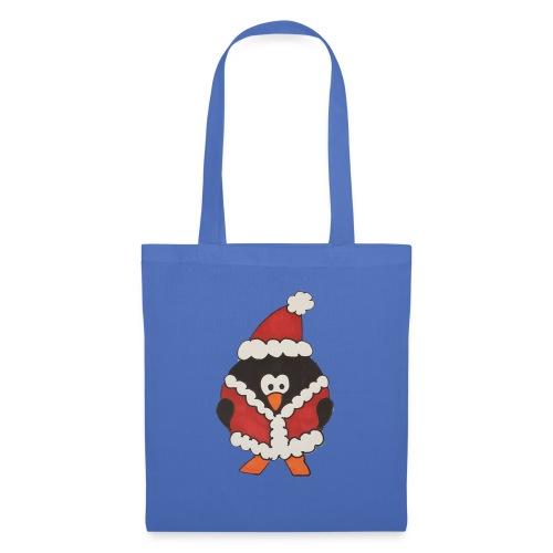 Christmas penguin t-shirt - Tote Bag