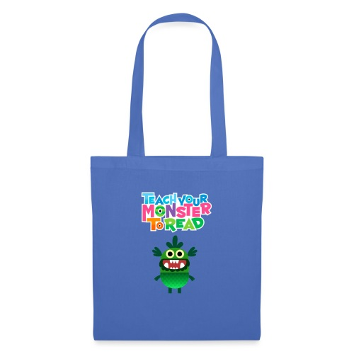 Teach Your Monster to Read - Tote Bag