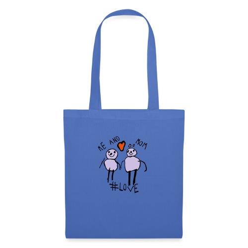 Me and Mom #Love - Tote Bag