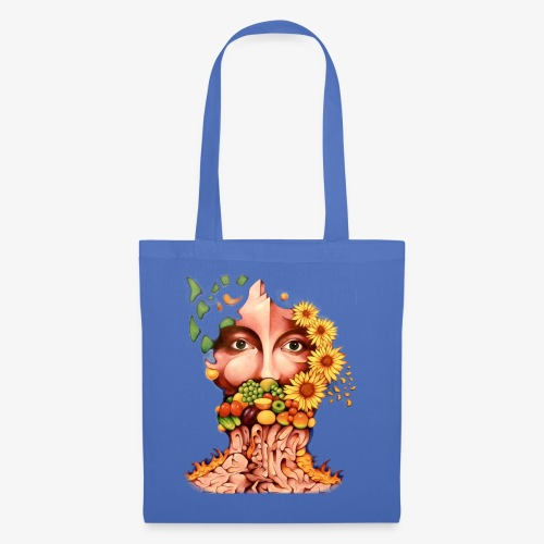 Fruit & Flowers - Tote Bag