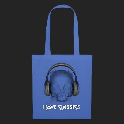 I love classics - Tote Bag