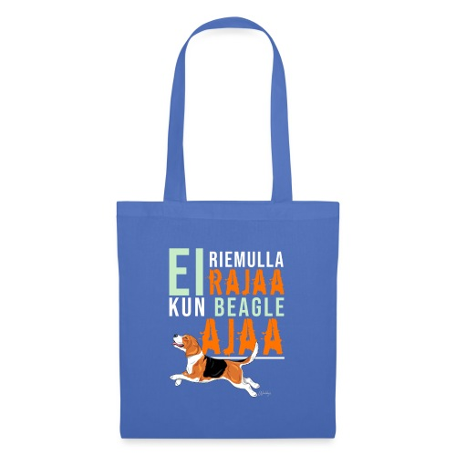 Riemulla Rajaa Beagle - Kangaskassi