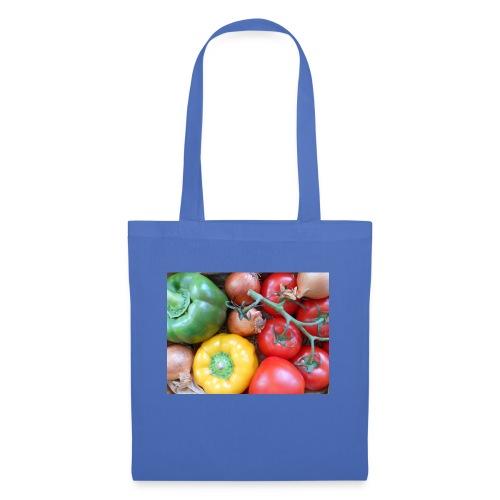 légumes - Sac en tissu