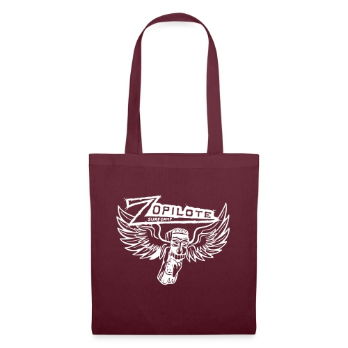 zopilote merch logo - Tote Bag