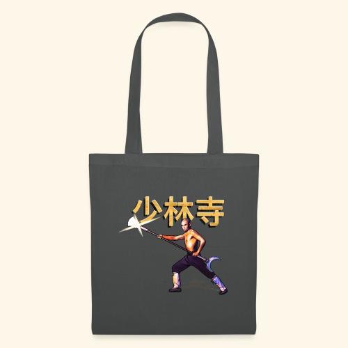 Gordon Liu as San Te - Warrior Monk - Tas van stof