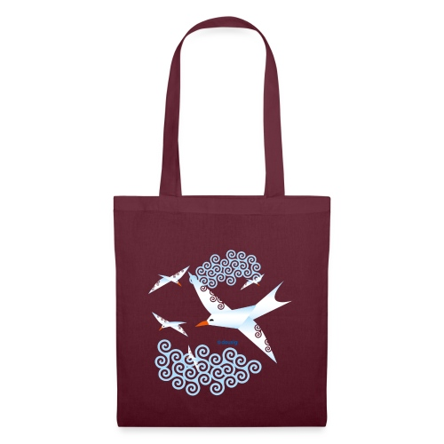 Mouettes dousig - Tote Bag