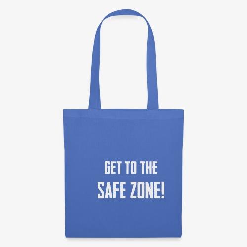 PUBG Get to the safe zone! - Stoffbeutel