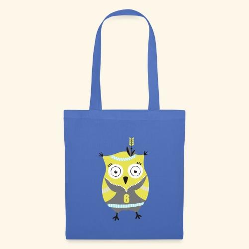 Oh my owl est super chouette - Tote Bag