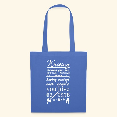 Writing - Tote Bag