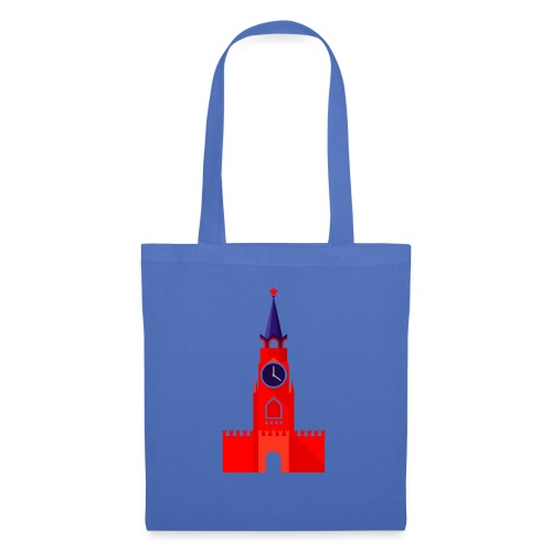 Kremlin by Julia Dudnik - Tote Bag